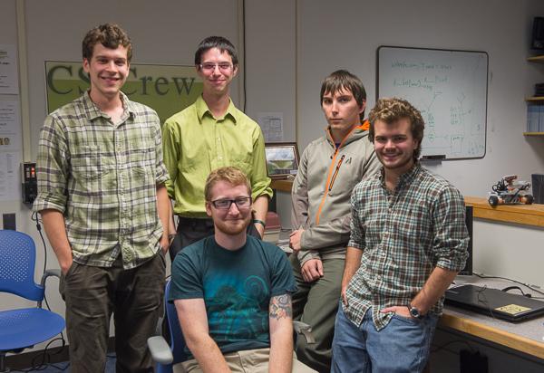 CS Crew team
