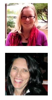 photos of Dr. Jennifer Hurley and Dr. Susan Ryan