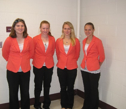 Photo of 4-H Quiz Bowl Team