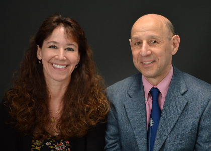 Marilyn Cipolla, Ph.D. and Philip Ades, M.D.