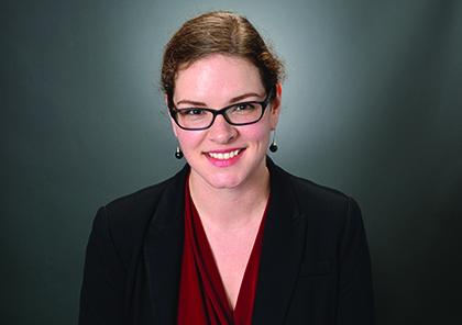 Kristine Alexander, Ph.D., Postdoctoral Fellow in Medicine,