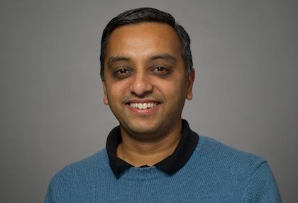 Vikas Anathy, Ph.D., University of Vermont Assistant Professor of Pathology