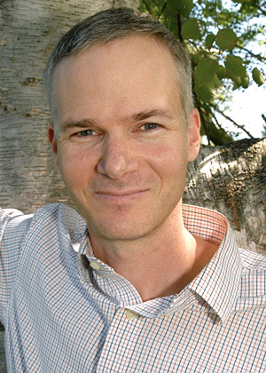 Austin Troy, now Associate Professor at the University of Colorado-Denver