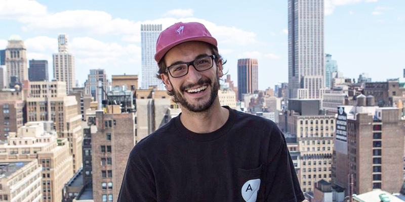 Ben Weigher UVM alum, Art on Board creator