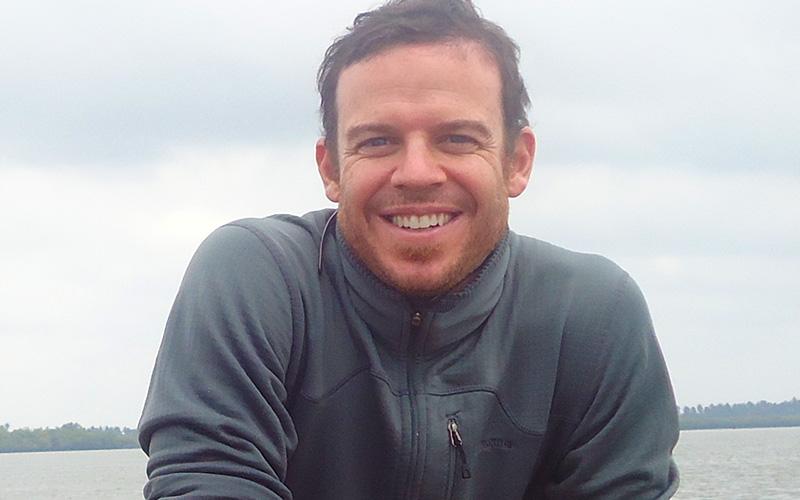Rubenstein School Associate Professor Brendan Fisher joins the University of Vermont Environmental Program.