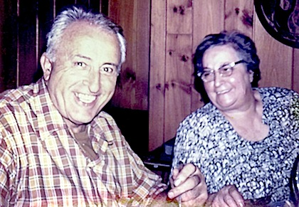 Richard and Mary Capra of Barre, Vt.