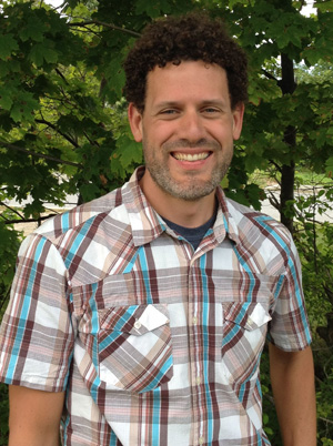 Christopher Clement, doctoral student in the Rubenstein School