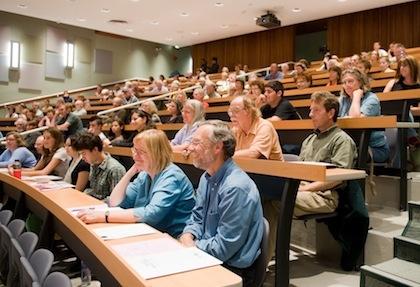 Community Medical School audience