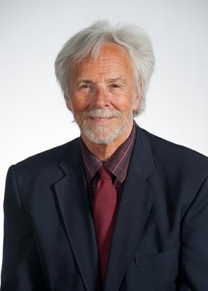 Professor Curt Ventriss, a 2013 University Scholar. Photo credit: Sally McCay, UVM Photo Services