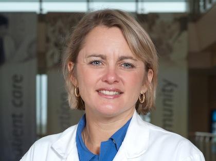 Mary Cushman, M.D.