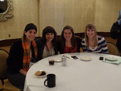 CESS Student Presenters at NEERO