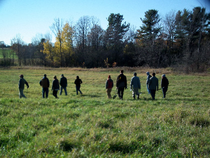 Group Learning to Assess a Farm