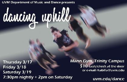 Dancing Uphill 2016