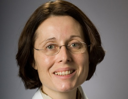 Associate Professor of Medicine Anne Dixon, M.D.