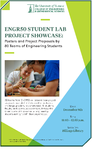 Engineering 50 poster