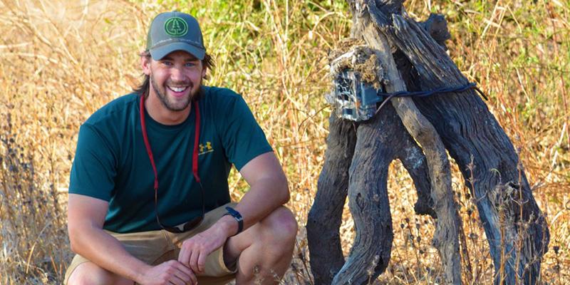 Elias Rosenblatt in Zambia