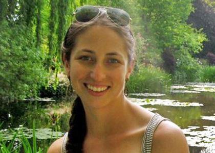 Elise Schadler, former RSENR Community Based Learning Coordinator, moves on to Vermont community forestry program.
