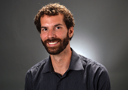Nicholas Farina, Ph.D., Post-Doctoral Associate in the University of Vermont Department of Biochemistry and Member of the Vermont Cancer Center