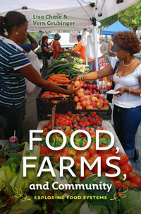 Food, Farms, and Community book cover