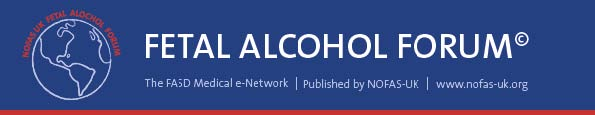 Fetal Alcohol Forum logo