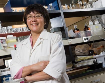 Naomi Fukagawa, M.D., Ph.D.