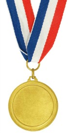 Picture of a gold medal