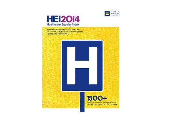 Healthcare Equity Index logo