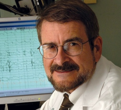Gregory Holmes, M.D., Chair and Professor of Neurological Sciences