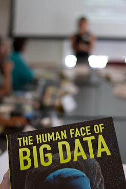 Human Face of Big Data book