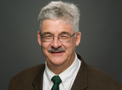 Charles Irvin, Ph.D., Professor of Medicine, Director of the Vermont Lung Center and Assistant Dean for Faculty Affairs