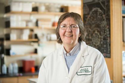 Diane Jaworski, M.S., Ph.D., Professor of Neurological Sciences