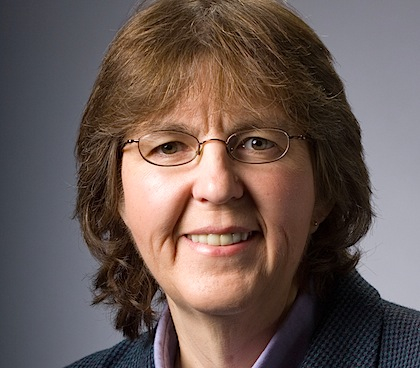 Diane Jaworski, Ph.D., Professor of Neurological Sciences.