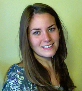 UVM Graduate Student Jennifer Taylor,