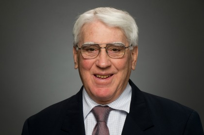 Robert Johnson, M.D., Professor Emeritus of Orthopaedics and Rehabilitation