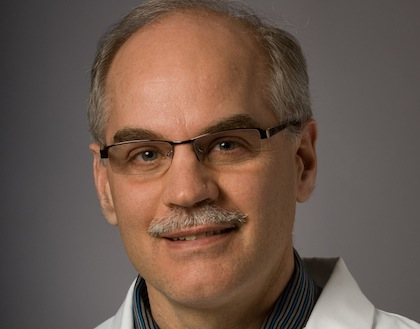 Ray Keller, M.D., Associate Professor of Surgery and Emergency Services Medical Director