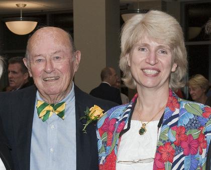 Irwin Krakoff, M.D., and Claire Verschraegen, M.D.