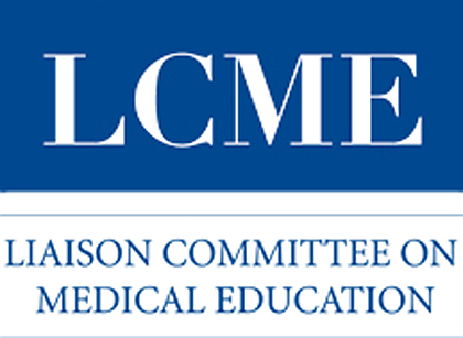 Liaison Committee on Medical Education logo