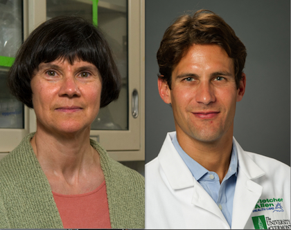 Helene Langevin, M.D., and Kalev Freeman, M.D., Ph.D.
