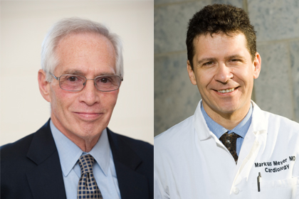 Martin LeWinter, M.D. and Markus Meyer, M.D.