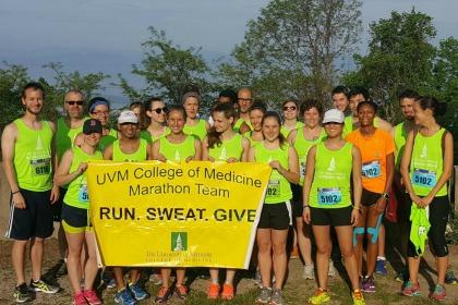 COM Marathon Team 2016