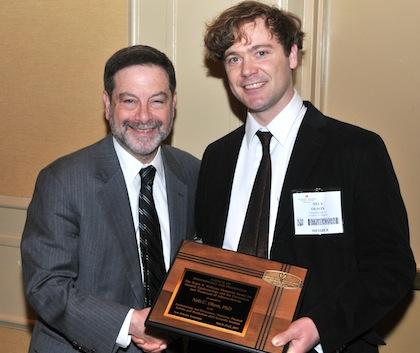 David S. Siscovick, left, and Nels Olson
