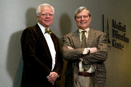 Robert Hamill, M.D., and Rodney Parsons, Ph.D.