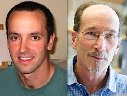 Michael Previs, Ph.D., and David Warshaw, Ph.D.