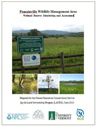 One of fourteen project reports completed by the 2013 LANDS Crew