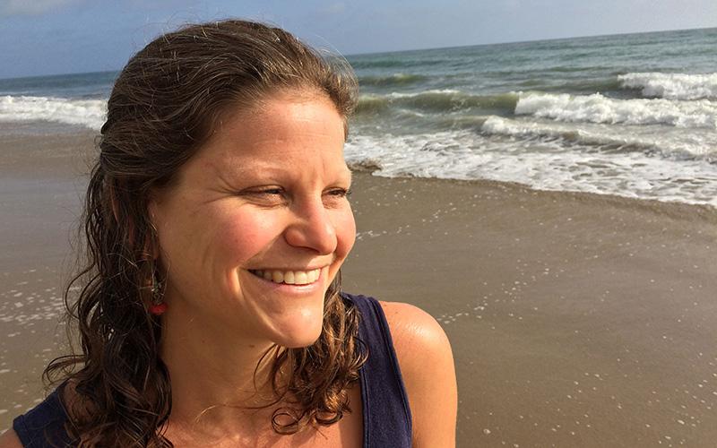 New Rubenstein School Assistant Professor Rachelle Gould