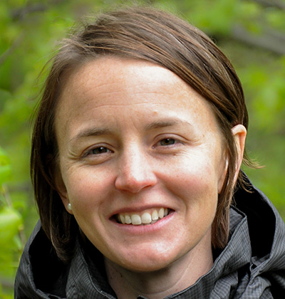 Sarah Crow, Senior Director of Certification for the American Tree Farm System