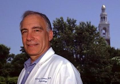 Professor of Medicine Richard Solomon, M.D.