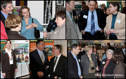 Vignettes from the Statehouse reception