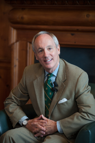 University of Vermont President, Tom Sullivan