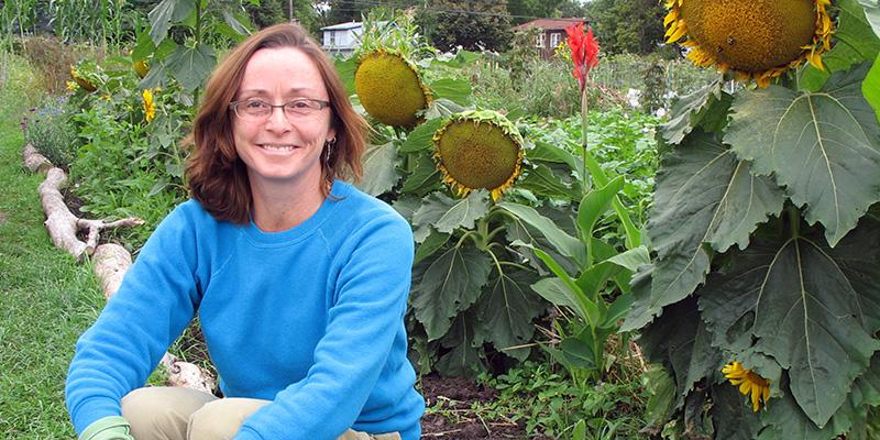 Dr. Trish O'Kane joins the Rubenstein School and UVM Environmental Program as Lecturer.